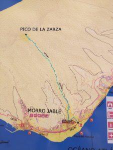 Fuerteventura: Von Morro Jable geht es auf den Pico de la Zarza