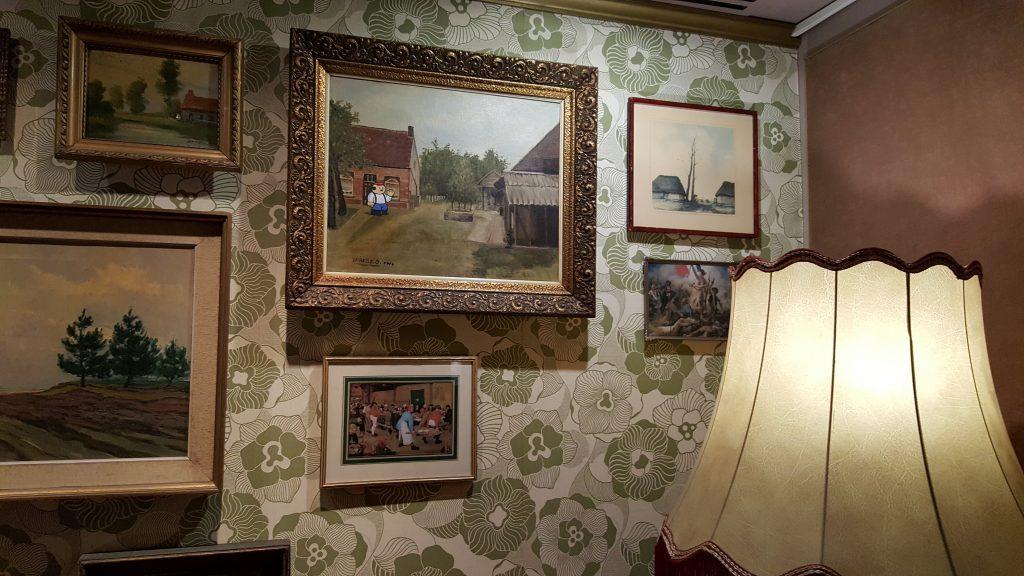 Comic-Museum: Der Boerke-Raum ist liebevoll eingerichtet