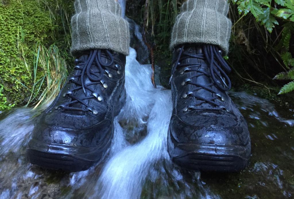 Das richtige Schuhwerk wappnet euch fürs Wandern