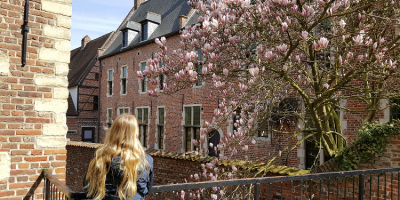 The beguinage in Leuven